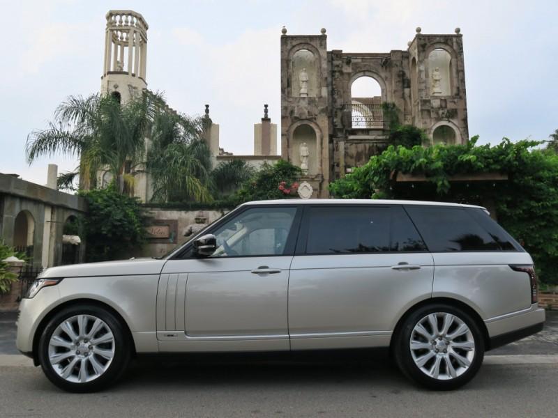 2016 Land Rover >> 2016 Land Rover Range Rover Supercharged Lwb Team Autoplex Auto