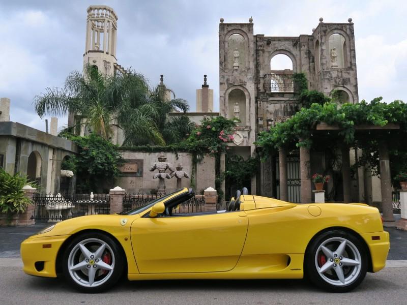 Ferrari 360 SPIDER/SPIDER F1 2001 price $62,999