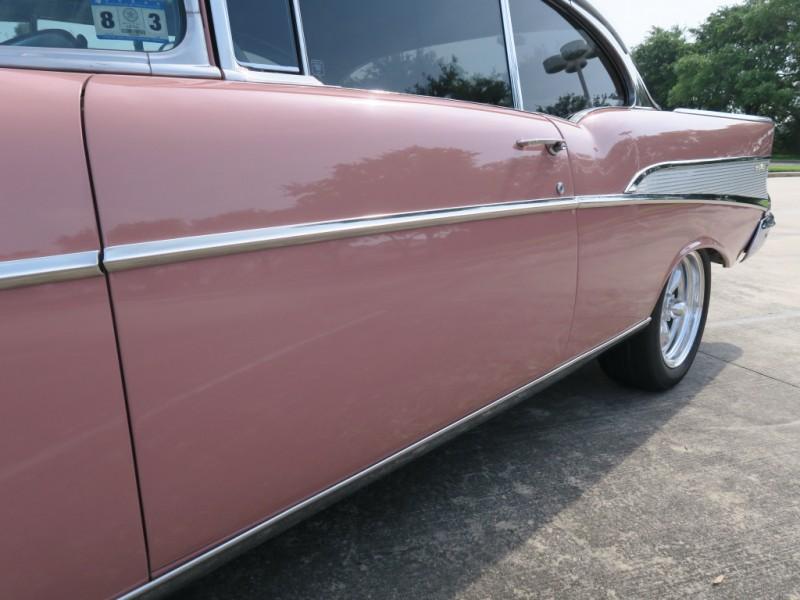Chevrolet Bel Air 1957 price $59,999