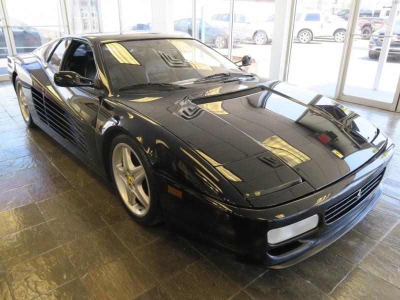 Ferrari 512TR 1992 price $249,899