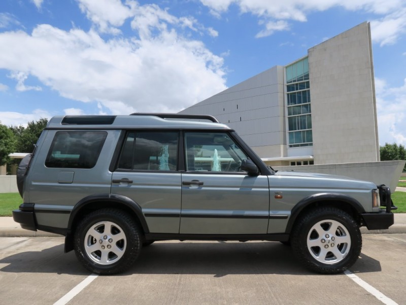 Land Rover Discovery 2004 price $9,999