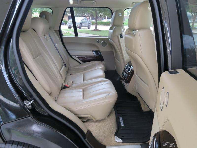 Land Rover Range Rover 2016 price $55,699