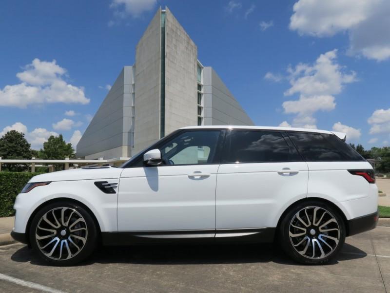 Land Rover Range Rover Sport 2018 price $60,889