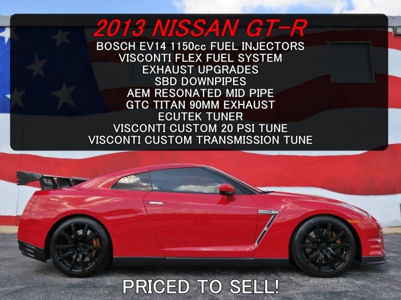 Nissan GT-R 2013 price $62,497