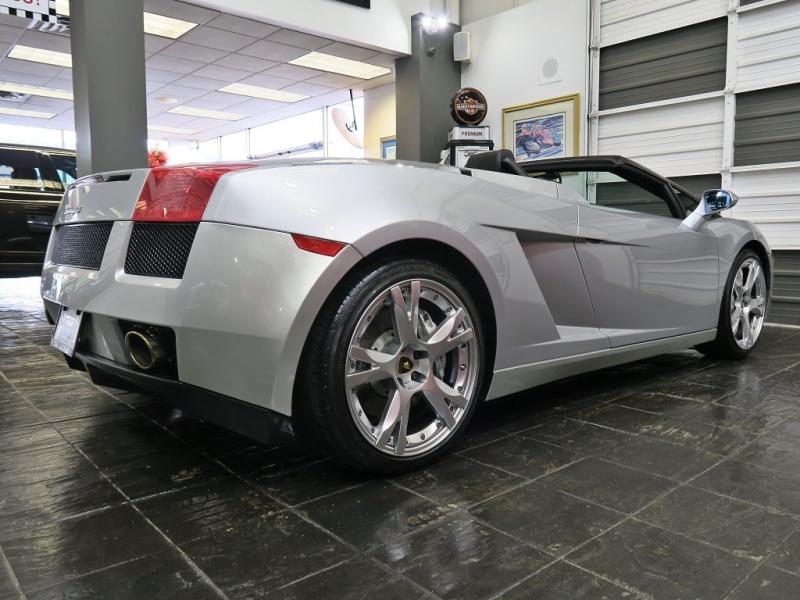 Lamborghini GALLARDO SPYDER 2006 price $88,997