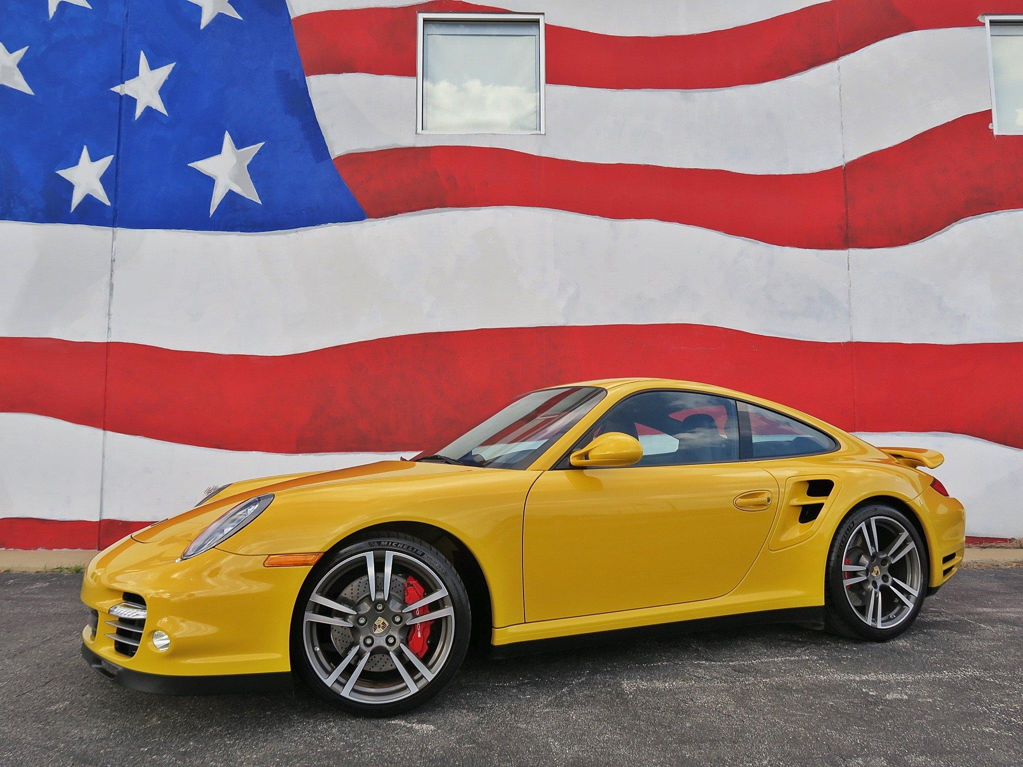 2010 Porsche 911 2dr Cpe Turbo