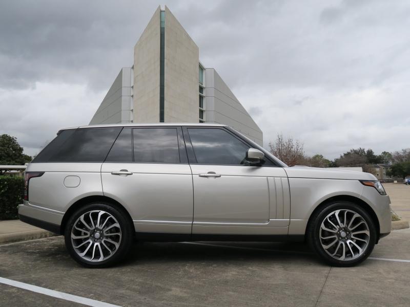Land Rover Range Rover 2016 price $56,297