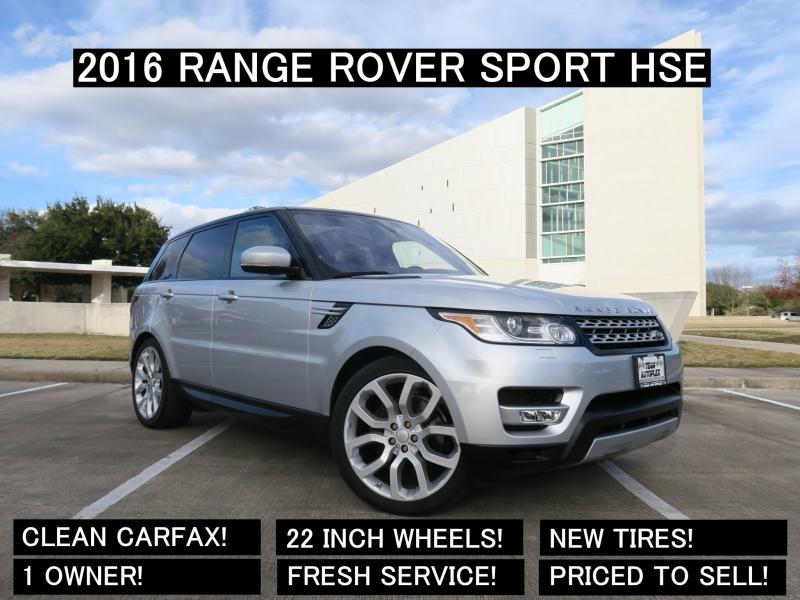 Land Rover Range Rover Sport 2016 price $45,757