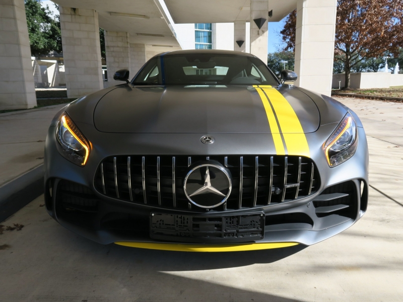 Mercedes-Benz AMG GT 2019 price $141,797