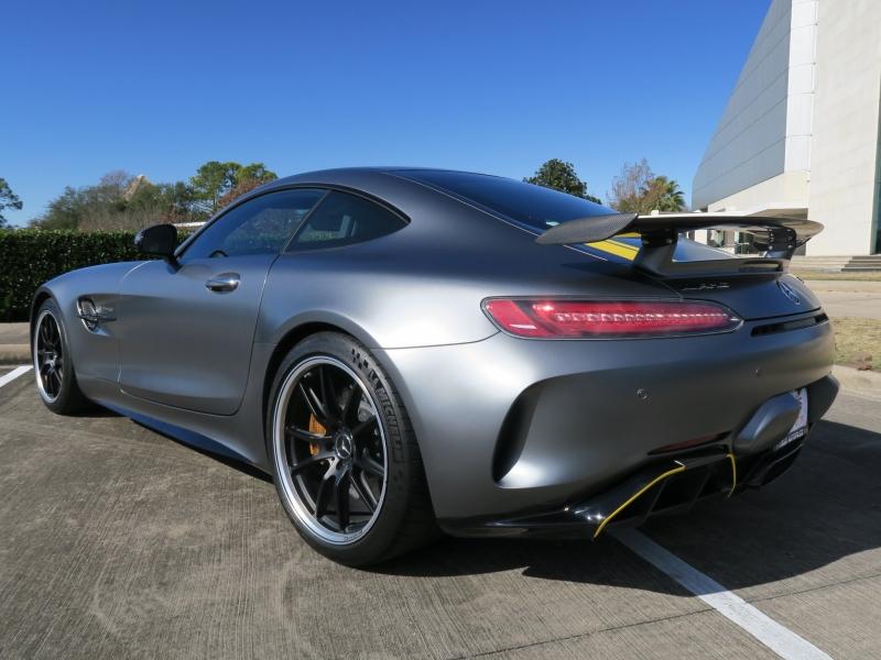 Mercedes-Benz AMG GT 2019 price $139,897