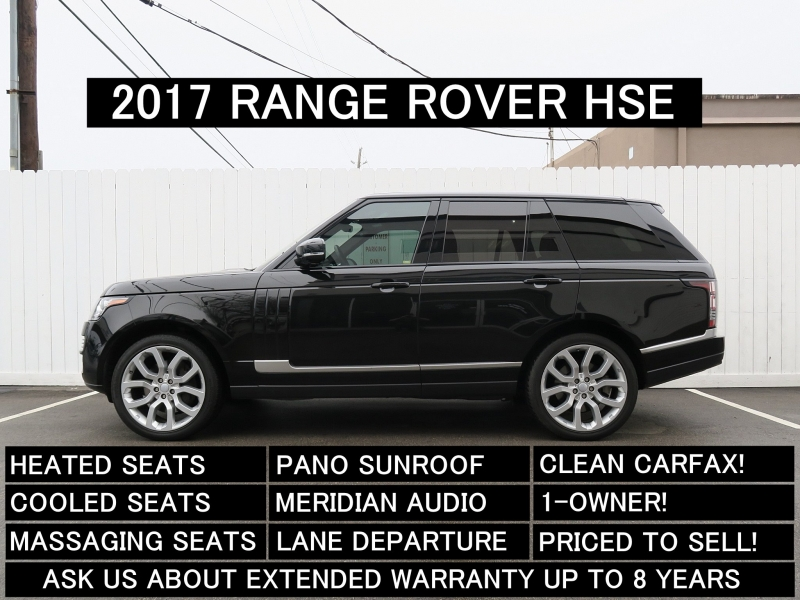 Land Rover Range Rover 2017 price $57,697
