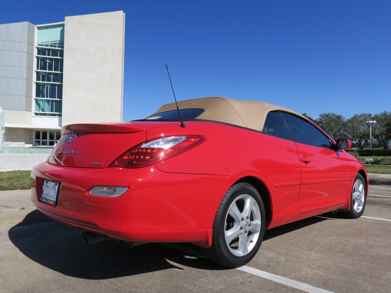 Toyota Camry Solara 2008 price $14,999