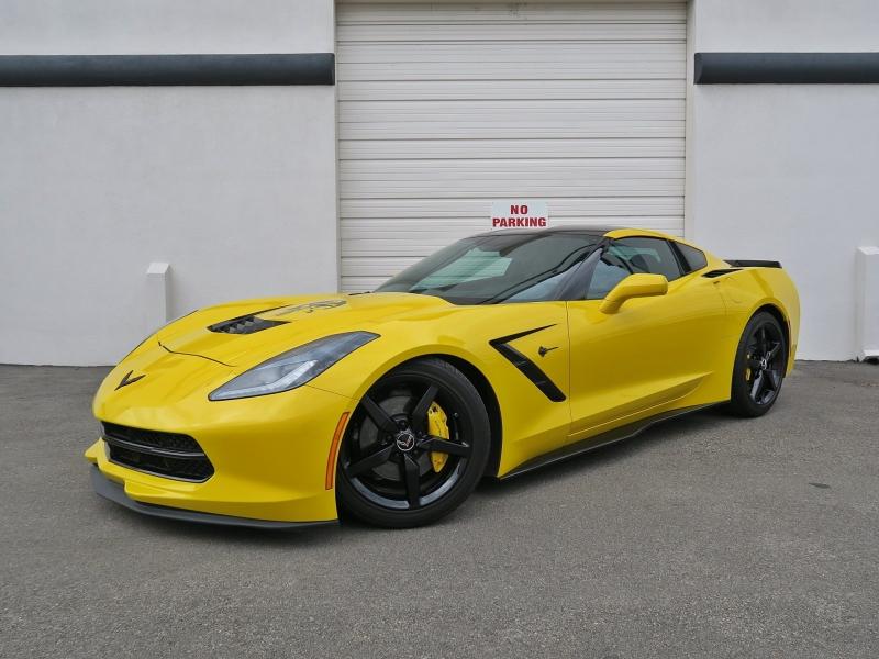 Chevrolet Corvette Stingray 2014 price $38,399