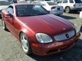 Mercedes-Benz SLK-Class 2001