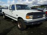 Ford 3/4 Ton Trucks 1989