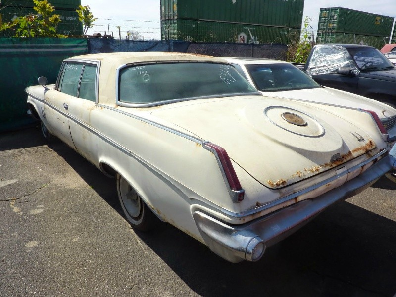 Chrysler IMPERIAL 1963 price $1,999