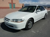 Honda Accord Sdn 2000