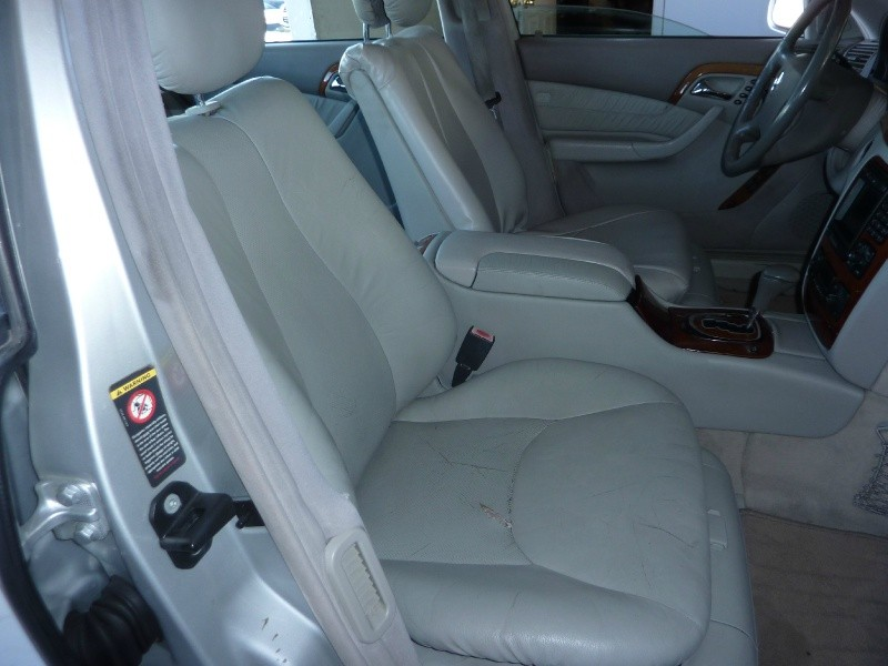 Mercedes-Benz S-Class 2000 price $3,999