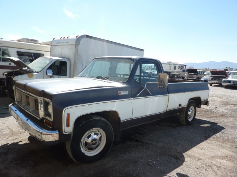 GMC Sierra 2500HD 1973 price $2,999