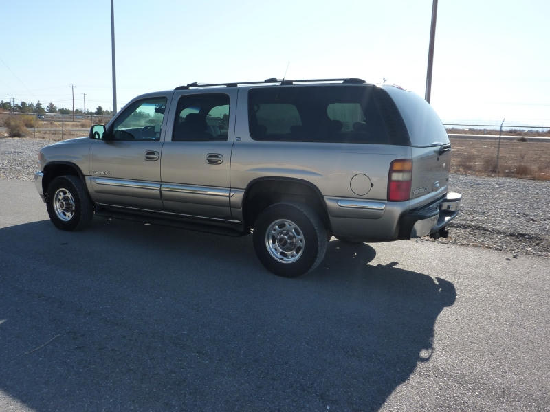 GMC Yukon XL 2001 price $5,999