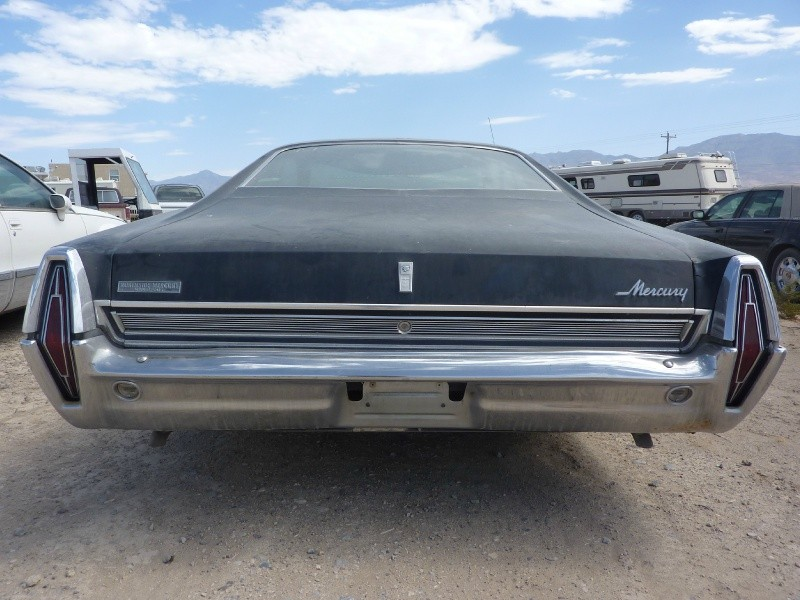 Mercury PARK LANE FASTBACK 428 V8 1968 price $5,999