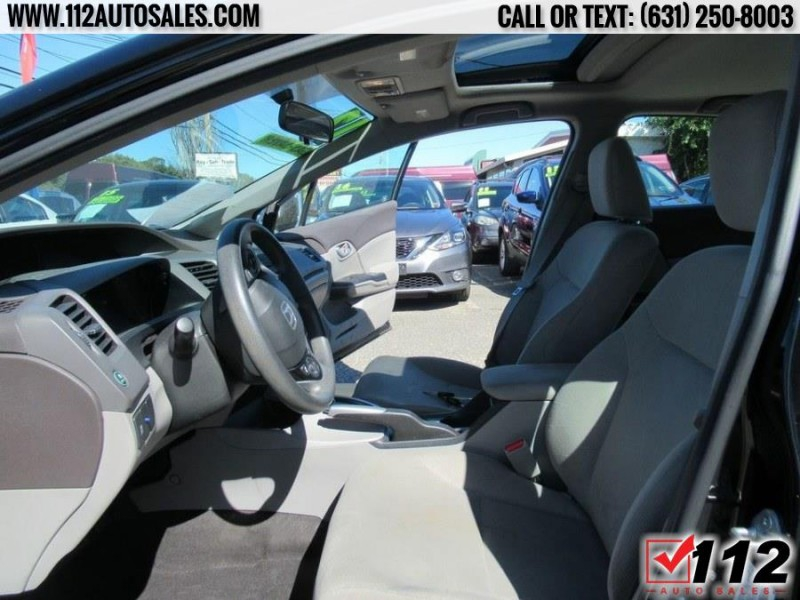 Honda Civic Sdn 2012 price $10,995
