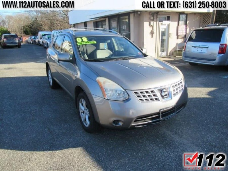 Nissan Rogue 2008 price $8,995