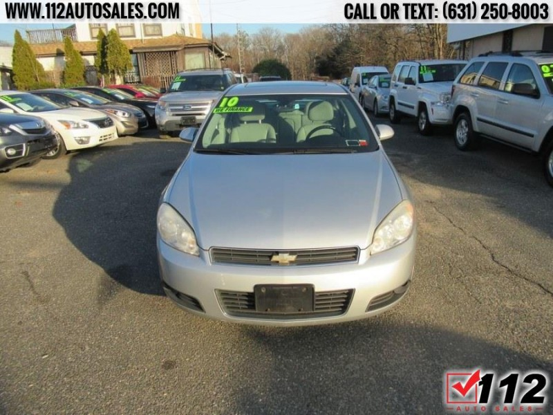 Chevrolet Impala 2010 price $8,295