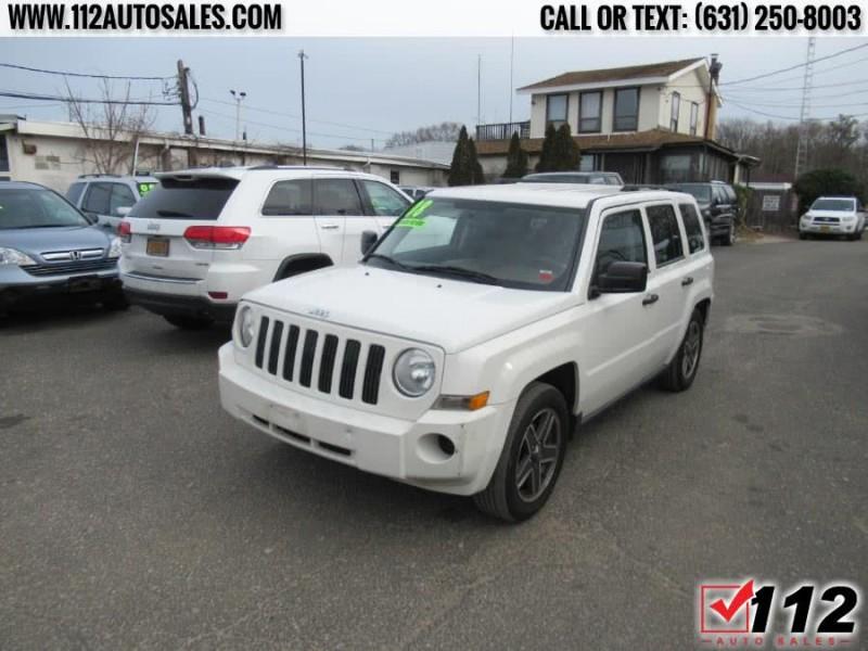 Jeep Patriot 2008 price $7,495