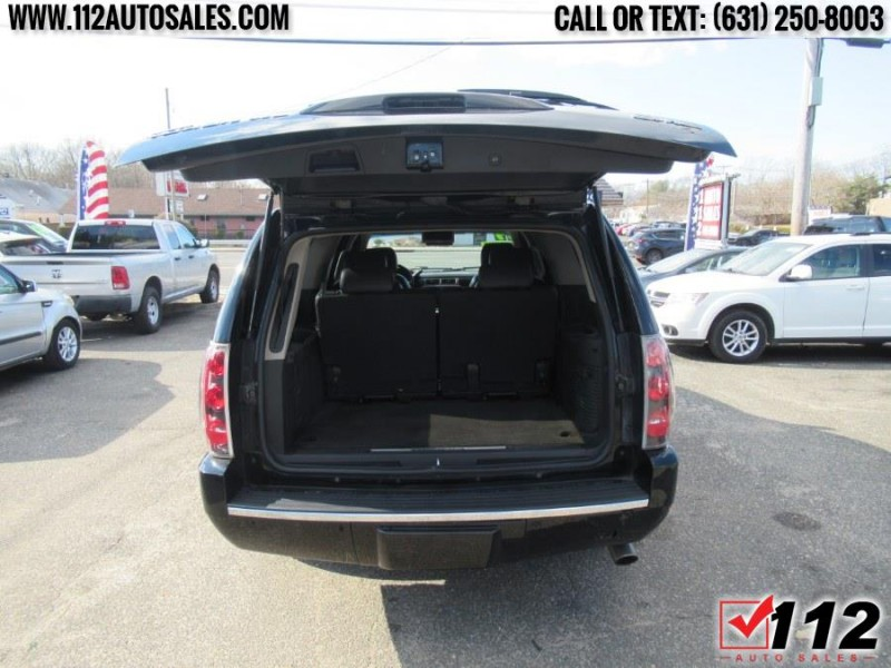 GMC Yukon XL Denali 2009 price $16,995