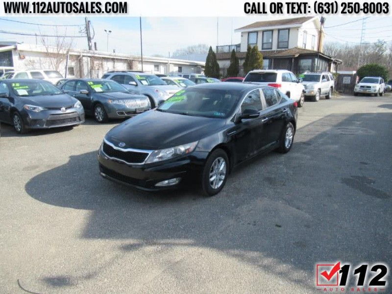 Kia Optima 2012 price $10,595