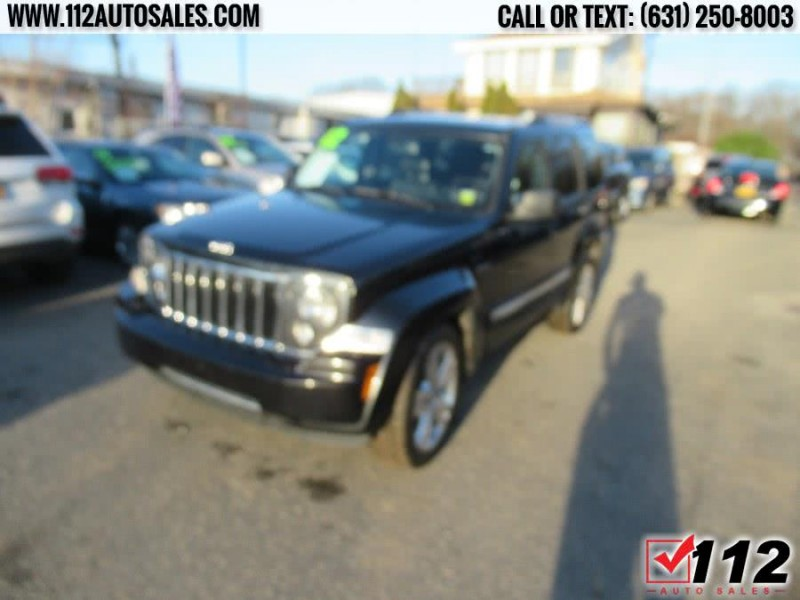 Jeep Liberty 2012 price $12,775