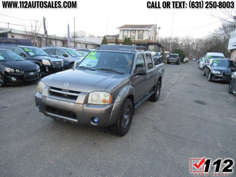 Nissan Frontier 4WD 2004 price $8,995