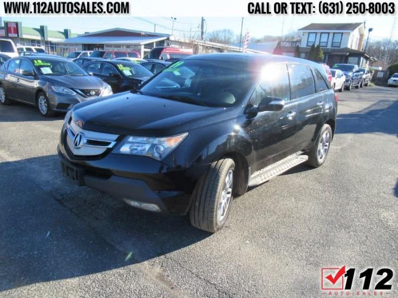 Acura MDX 2009 price $13,395