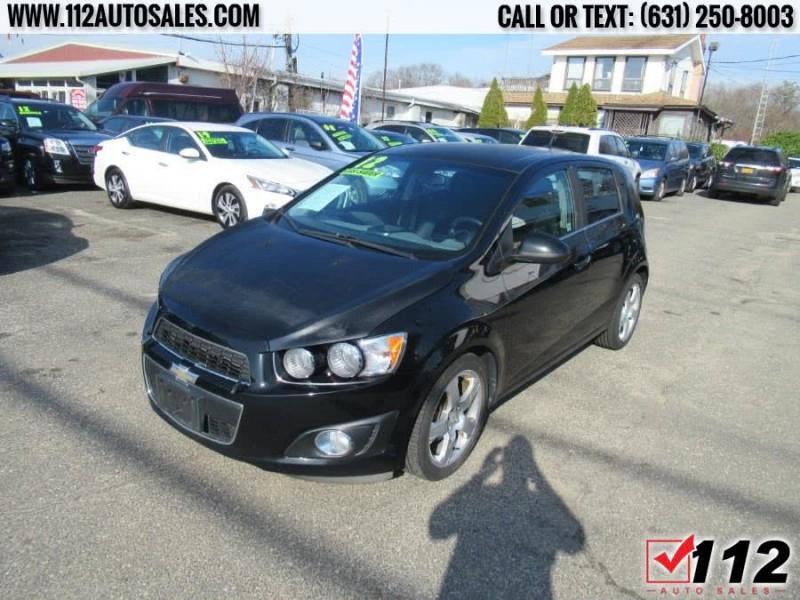 Chevrolet Sonic 2012 price $9,495