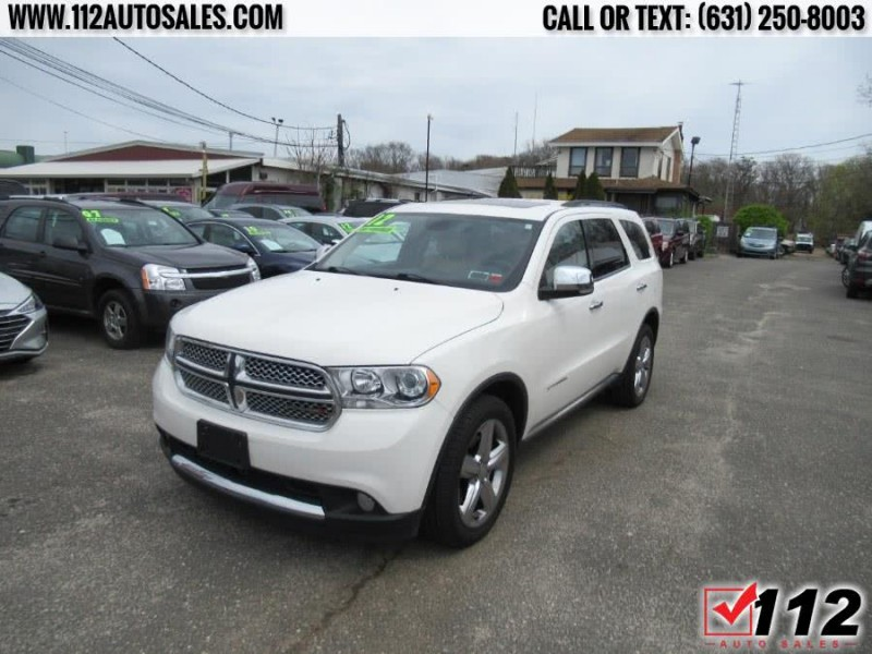 Dodge Durango 2012 price $17,550