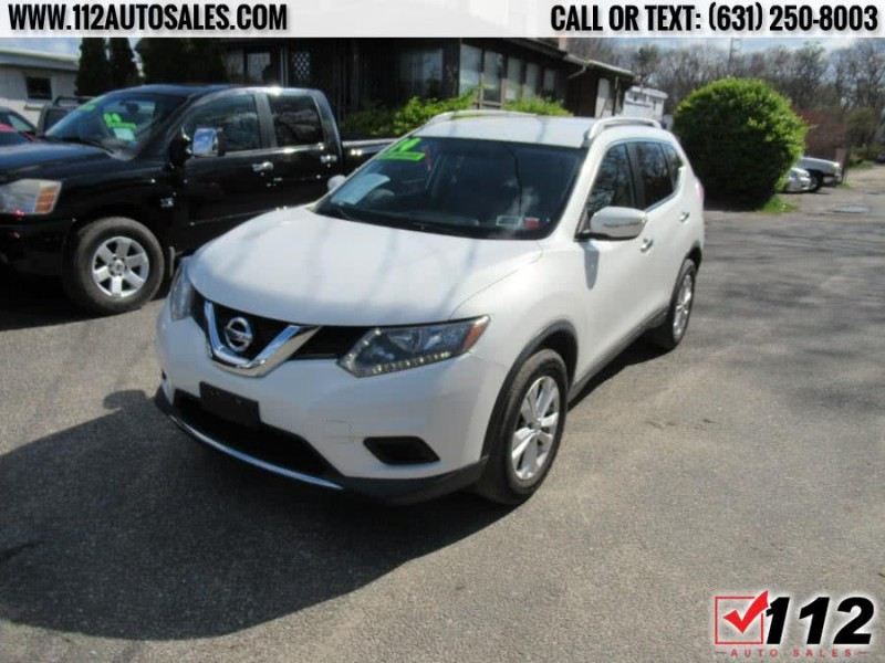 Nissan Rogue 2014 price $14,575