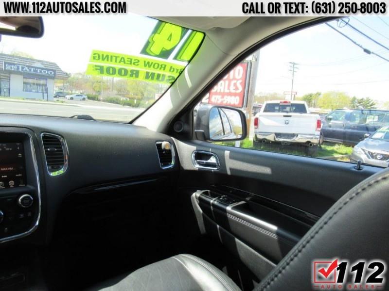 Dodge Durango 2014 price $17,995