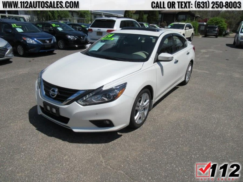 Nissan Altima 2016 price $15,995
