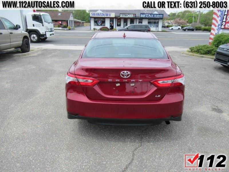 Toyota Camry 2020 price $24,995