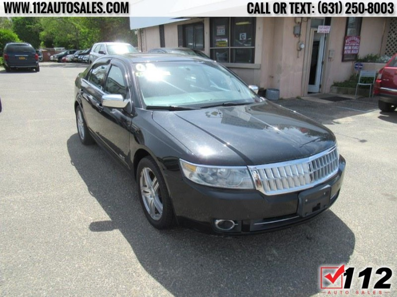 Lincoln MKZ 2008 price $7,495