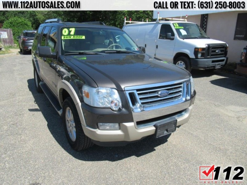 Ford Explorer 2007 price $9,995