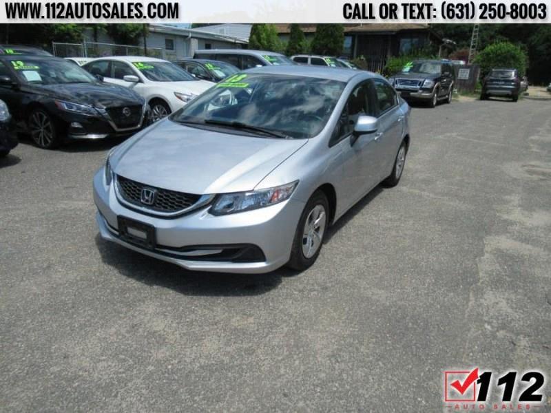 Honda Civic Sdn 2013 price $11,495