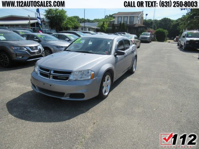 Dodge Avenger 2013 price $10,495
