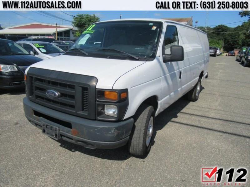 Ford Econoline Cargo Van 2012 price $13,595