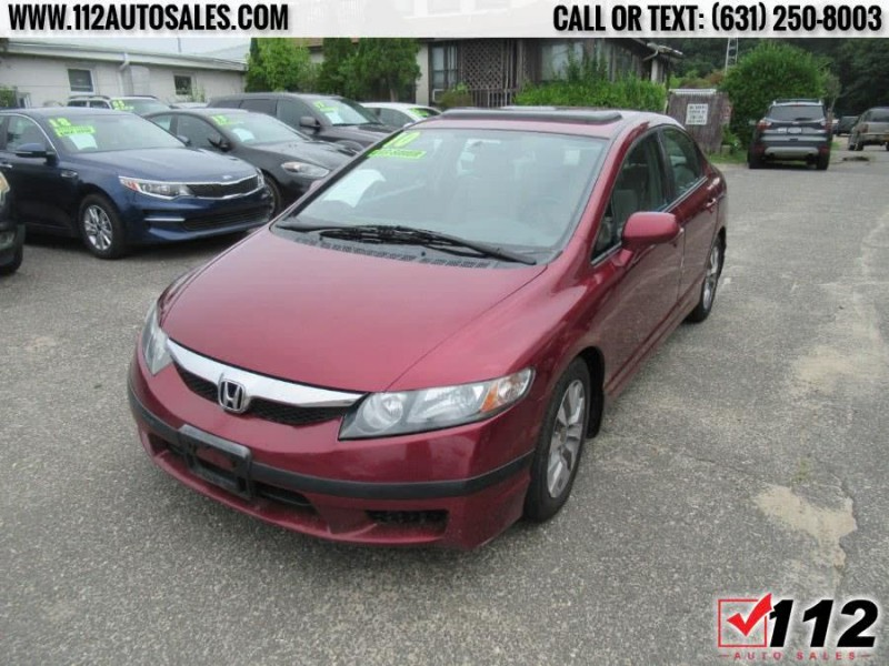Honda Civic Sdn 2010 price $9,995