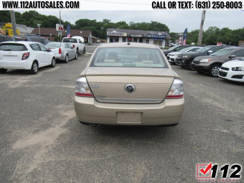 Mercury Sable 2008 price $8,995