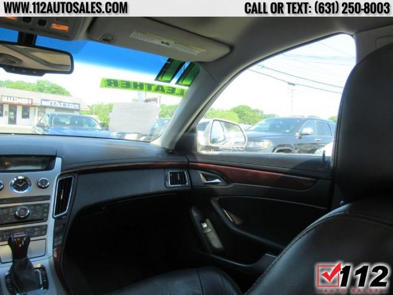 Cadillac CTS Sedan 2011 price $13,595