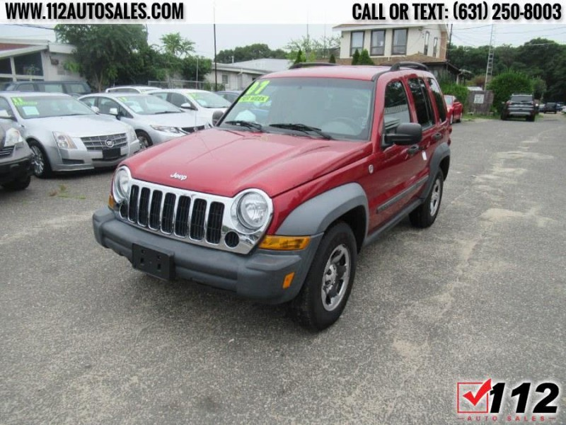 Jeep Liberty 2007 price $10,595