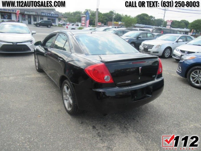 Pontiac G6 2008 price $7,995